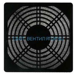 Решетка для вентилятора 120х120 с фильтром