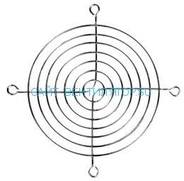 Решетка для вентилятора металлическая 110х110