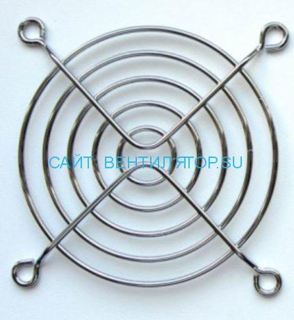 Решетка для вентилятора металлическая 72х72