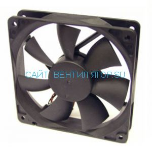 Вентилятор 120х25 12в